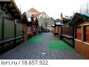 Купить «Weihnachtsmarkt vor dem Dom», фото № 18657922, снято 20 февраля 2020 г. (c) easy Fotostock / Фотобанк Лори