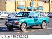 Купить «Ford Ranger», фото № 18792662, снято 23 ноября 2015 г. (c) Art Konovalov / Фотобанк Лори