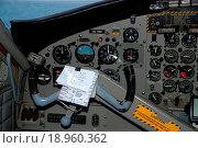 Купить «Airplaine cockpit», фото № 18960362, снято 8 июля 2020 г. (c) easy Fotostock / Фотобанк Лори