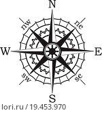 Купить «vector compass», фото № 19453970, снято 16 июля 2019 г. (c) easy Fotostock / Фотобанк Лори