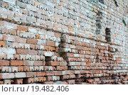 Купить «Old brick wall», фото № 19482406, снято 15 декабря 2018 г. (c) PantherMedia / Фотобанк Лори