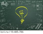 Купить «ideal light bulb», фото № 19485786, снято 25 мая 2019 г. (c) PantherMedia / Фотобанк Лори