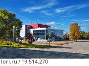 """Кинотеатр """"Россия"""". Ижевск (2015 год). Редакционное фото, фотограф Agnes Chvankova / Фотобанк Лори"""