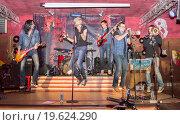 "Группа ""Коридор"" (2015 год). Редакционное фото, фотограф Amir Navrutdinov / Фотобанк Лори"