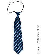 Купить «Stylish striped tie with an elastic band», фото № 19828378, снято 12 декабря 2017 г. (c) easy Fotostock / Фотобанк Лори