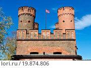 Купить «Friedrichsburg Gate. Kaliningrad (Koenigsberg)», фото № 19874806, снято 19 февраля 2019 г. (c) easy Fotostock / Фотобанк Лори