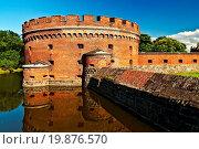 Купить «German fort Der Dohna. Kaliningrad, Russia», фото № 19876570, снято 21 августа 2019 г. (c) easy Fotostock / Фотобанк Лори