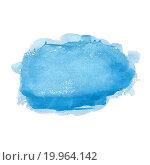 Купить «Blue Pastel Stain», фото № 19964142, снято 22 февраля 2019 г. (c) easy Fotostock / Фотобанк Лори