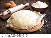 Купить «Dough», фото № 20046010, снято 12 апреля 2013 г. (c) easy Fotostock / Фотобанк Лори