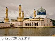 Мечеть Кинабалу. Стоковое фото, фотограф Anya Stogova / Фотобанк Лори