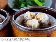Купить «Chinese dim sum», фото № 20192446, снято 2 октября 2012 г. (c) easy Fotostock / Фотобанк Лори