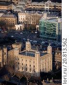 Купить «Tower of London, London, UK», фото № 20813562, снято 28 января 2020 г. (c) age Fotostock / Фотобанк Лори