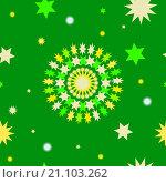 Купить «Абстрактный бесшовный фон», иллюстрация № 21103262 (c) Алёшина Оксана / Фотобанк Лори
