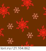 Купить «Абстрактный бесшовный фон», иллюстрация № 21104862 (c) Алёшина Оксана / Фотобанк Лори