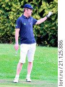 Купить «2015 Leuka Golf Mini Masters, supporting Leukaemia research, hosted by Dougray Scott at Dukes Meadows Featuring: James Nesbitt Where: London, United Kingdom...», фото № 21125886, снято 26 июня 2015 г. (c) age Fotostock / Фотобанк Лори