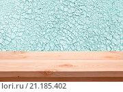 Купить «Стол на фоне стены», фото № 21185402, снято 13 декабря 2018 г. (c) Икан Леонид / Фотобанк Лори