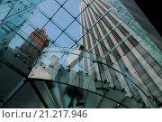 Купить «Apple Store, Manhattan, New York, United States, North America», фото № 21217946, снято 21 августа 2006 г. (c) age Fotostock / Фотобанк Лори