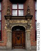 Gdansk/Danzig, Danziger Diele. Стоковое фото, фотограф Schütze/Rodemann / age Fotostock / Фотобанк Лори