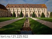 Royaumont, ehemalige Zisterzienserabtei. Стоковое фото, фотограф Schütze/Rodemann / age Fotostock / Фотобанк Лори