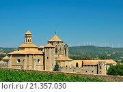 Купить «Poblet Monastery. The Royal Abbey of Santa Maria. World Heritage Site.», фото № 21357030, снято 19 июня 2015 г. (c) age Fotostock / Фотобанк Лори