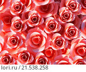 Купить «Roses Background Meaning Flower Template And Abstract», фото № 21538258, снято 25 мая 2014 г. (c) easy Fotostock / Фотобанк Лори
