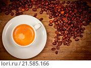 Купить «espresso», фото № 21585166, снято 18 января 2019 г. (c) easy Fotostock / Фотобанк Лори