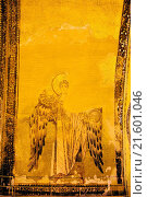 Купить «Guardian Angel Byzantine Art», фото № 21601046, снято 19 апреля 2019 г. (c) easy Fotostock / Фотобанк Лори