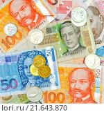 Купить «Croatian money square», фото № 21643870, снято 19 июня 2019 г. (c) easy Fotostock / Фотобанк Лори