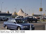 Около аэропорта Хургады (2014 год). Редакционное фото, фотограф Светлана Борминцева / Фотобанк Лори