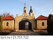 Купить «Старый Орхей - историко-археологический комплекс к северо-востоку от Кишинева», фото № 21751722, снято 7 февраля 2016 г. (c) Irina Brinza / Фотобанк Лори