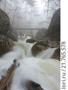 Купить «Оттепель», фото № 21765578, снято 28 января 2009 г. (c) Вайсберг Александр Александрович / Фотобанк Лори