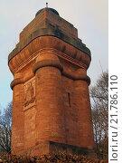 Купить «tower belvedere bismarckdenkmal bismarcks ule», фото № 21786110, снято 19 марта 2019 г. (c) PantherMedia / Фотобанк Лори