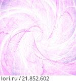 Фрактал. Стоковая иллюстрация, иллюстратор Виктор Сухарев / Фотобанк Лори