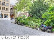 Купить «Женева. Городской пейзаж», фото № 21912350, снято 6 мая 2014 г. (c) Parmenov Pavel / Фотобанк Лори