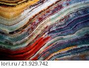 Текстура камня оникс, яшма. Стоковое фото, фотограф ElenArt / Фотобанк Лори