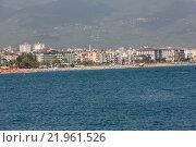Купить «Alanya - the beach of Aladdin . Alanya is one of most popular seaside resorts in Turkey», фото № 21961526, снято 28 мая 2018 г. (c) PantherMedia / Фотобанк Лори