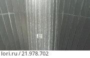 Купить «outdoor shower with fresh water», видеоролик № 21978702, снято 12 февраля 2016 г. (c) Syda Productions / Фотобанк Лори