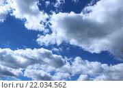 Небо. Стоковое фото, фотограф Роман Кузьмин / Фотобанк Лори