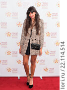 Купить «Nepal Youth Foundation UK - VIP fundraiser held at the Banqueting House, Arrivals. Featuring:  Jameela Jamil Where: London, United Kingdom When: 01 Oct 2015 Credit: Daniel Deme/WENN.com», фото № 22114514, снято 1 октября 2015 г. (c) age Fotostock / Фотобанк Лори