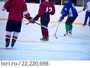Купить «ice hockey sport players», фото № 22220698, снято 5 июня 2020 г. (c) easy Fotostock / Фотобанк Лори