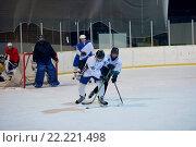 Купить «ice hockey sport players», фото № 22221498, снято 5 июня 2020 г. (c) easy Fotostock / Фотобанк Лори