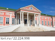 Купить «Kuskovo estate of the Sheremetev family», фото № 22224998, снято 18 сентября 2015 г. (c) Наталья Волкова / Фотобанк Лори