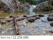 Купить «waterfall austrians tyrol sterreich reutte», фото № 22256686, снято 24 мая 2019 г. (c) PantherMedia / Фотобанк Лори