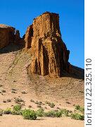 Купить «Canyon outcrops at Birch Creek Ranch, Owyhee Wild and Scenic River, Vale District Bureau of Land Management, Oregon.», фото № 22325110, снято 7 июня 2015 г. (c) age Fotostock / Фотобанк Лори