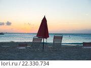 Купить «Тропический экзотический пляж», фото № 22330734, снято 6 апреля 2014 г. (c) Дмитрий Травников / Фотобанк Лори