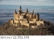 Купить «the castle», фото № 22352378, снято 15 августа 2018 г. (c) PantherMedia / Фотобанк Лори