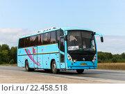 Купить «GolAZ 5291 Cruise», фото № 22458518, снято 5 сентября 2009 г. (c) Art Konovalov / Фотобанк Лори