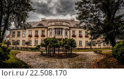 Купить «Bishops Palace in Lomza, Poland», фото № 22508170, снято 19 ноября 2019 г. (c) easy Fotostock / Фотобанк Лори