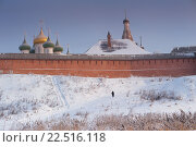 Суздаль, Спасо-Евфимиев монастырь. Редакционное фото, фотограф Светлана Соколова / Фотобанк Лори