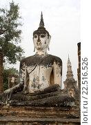 Купить «Buddha statue Wat Mahathat Sukhothai Thailand.», фото № 22516526, снято 9 февраля 2007 г. (c) age Fotostock / Фотобанк Лори